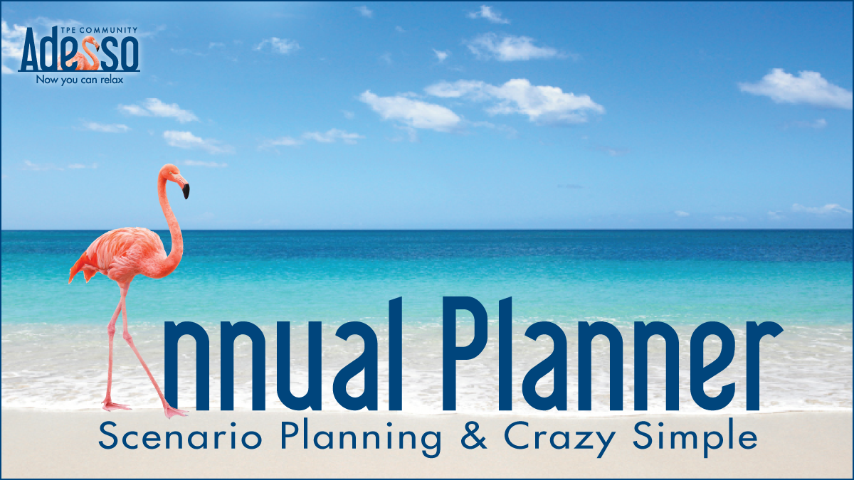 Adesso Launches New Annual Planner